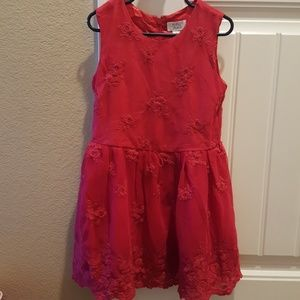 Children's Place  Red dress